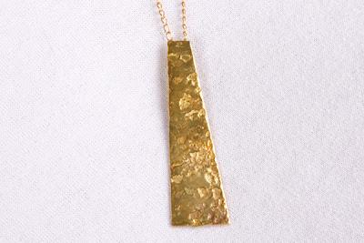 Handmade thai asian jewelry necklace design